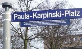 Paula-Karpinski-Platz